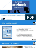 Masterclass IIMN - Facebook para empresas - por Alon Ash