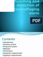Modelling and Detection of Camouflaging Worm by Siva.pptx by (2)