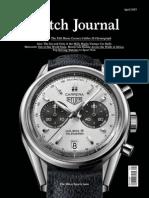 Watch Journal April 2015