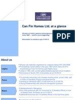 CanFin Homes PPT