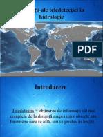 Aplicatii ale teledetectiei in hidrologie (2).ppt