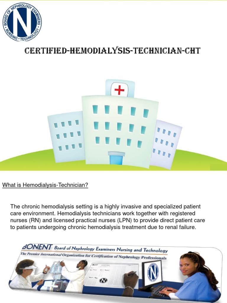 Cht Practice Test Hemodialysis Internal Medicine