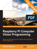 Raspberry Pi Computer Vision Programming - Sample Chapter