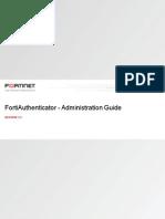 FortiAuthenticator 3.3 Admin Guide
