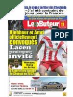 LE BUTEUR PDF du 11/02/2010