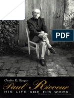 Paul Ricoeur his life and his work