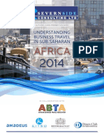 Understanding Business Travel in Sub-Saharan Africa