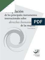Compilación de Los Principales Instrumentos Internacionale Sobre Derechos Humanos de Las Mujeres