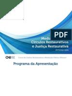 Curso de Mediaçao Penal