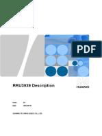 RRU3939 Description