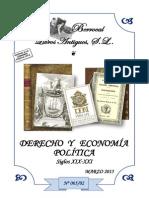 CATÁLOGO 005-02 DERECHO Y ECONOMÍA POLÍTICA (s.XIX-XXI)