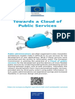Towards a Cloud of Public Services