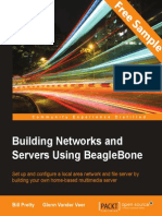Building Networks and Servers Using BeagleBone - Sample Chapter