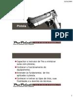 Pistola Instrutor
