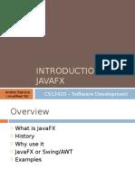 Zz Javafx Lecture