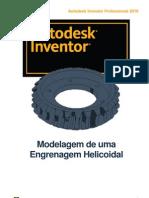 Modelagem de uma engrenagem helicoidal utilizando o Autodesk Inventor 2010