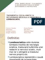 PROIECT. Lombosciatica