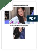 Nina Lubarda Model Management