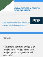 AIDA KEMELMAJER_Derechos de niños, niñas y adolescentes