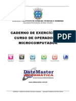 CadernoDeExercicios Office 2007