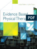Evidence Based Physical Therapy - Fetters, Linda, Tilson, Julie [SRG]