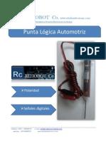 Punta Logica Manual