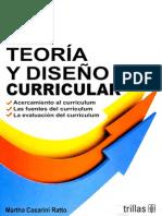 Capitulo 2_fuentes Del Curriculum Casarini
