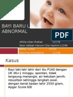 Bayi Baru Lahir Abnormal-BANYUMAS