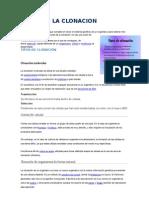 La Clonacion (2)