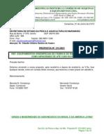 - Proposta 213.0621 - Equips. Green Para Fábrica de Ração Peixes - Até 5,0 t h