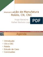Aula 16 - Robos CN CNC
