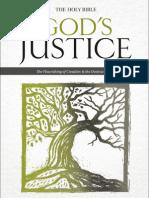 NIV God's Justice