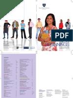 QM PG Prospectus 2010