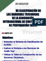Clasificacion Iadc Bna Tric