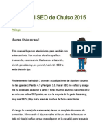 Manual Link Building 2015 - Chuiso