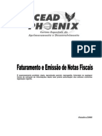 Faturamento Emissao Notas Fiscais