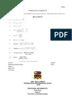 p2 Add Math 2015