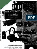 Abrir Ciencias Sociales