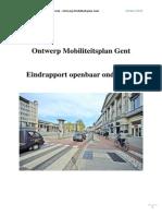 Mobiliteitsplan Gent