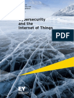 EY Cybersecurity and the Internet of Things