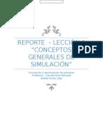 Reporte - Lección 1 (SOP)