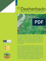 DESHERBADO