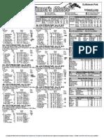 Gulfstream Park Winner Choice 24-05-2015