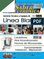 Club Saber Electrónica Nro. 86. Servicio Técnico a Equipos de Línea Blanca. Tomo 1