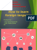 Learn Foreign Language(1)