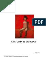 Alacant Obrer. Anatomía de Una Rana