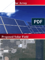 solar array ppt