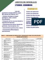 INDICADORES TECNICO - ECONOMICOS EN MINERIA Y PLANTAS DE BENEFICIO.pdf