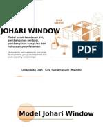 JOHARI WINDOW (2).ppt