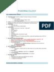 NCLEX Pharmacology LP